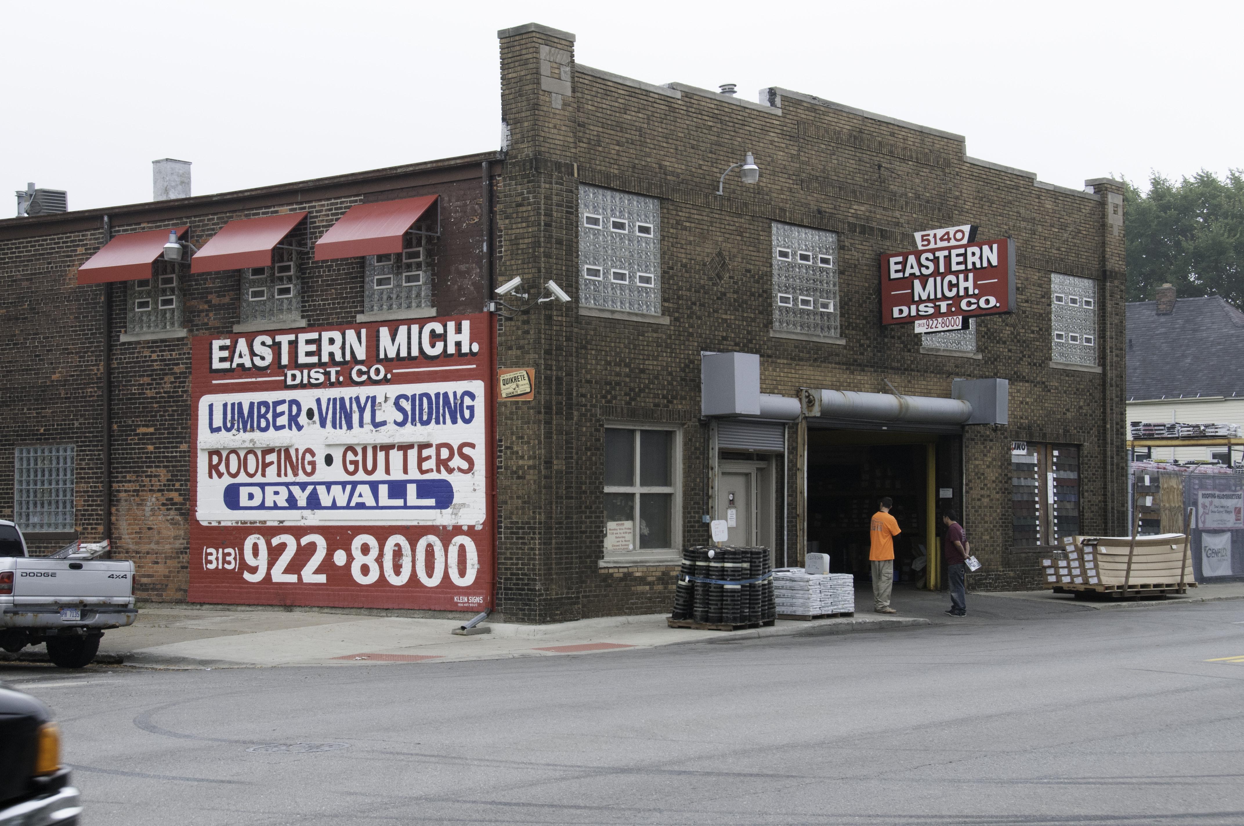 Contact Us   Building Supplies   Detroit, MI   Southfield, MI