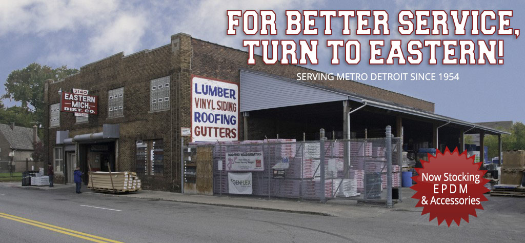 Building Amp Roofing Supplies Detroit And Southfield Mi