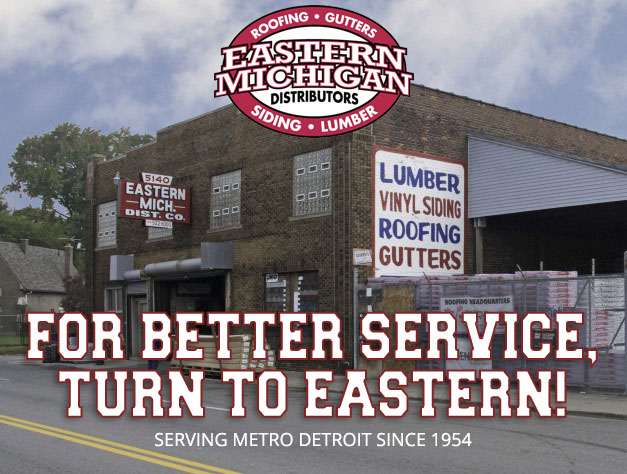 Building Roofing Supplies Detroit And Southfield Mi